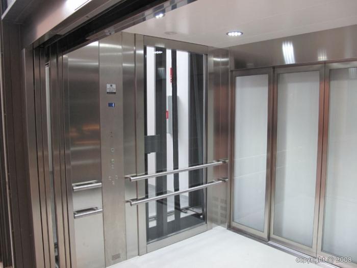 ascenseur commercial qhp hidral fabricant de monte. Black Bedroom Furniture Sets. Home Design Ideas