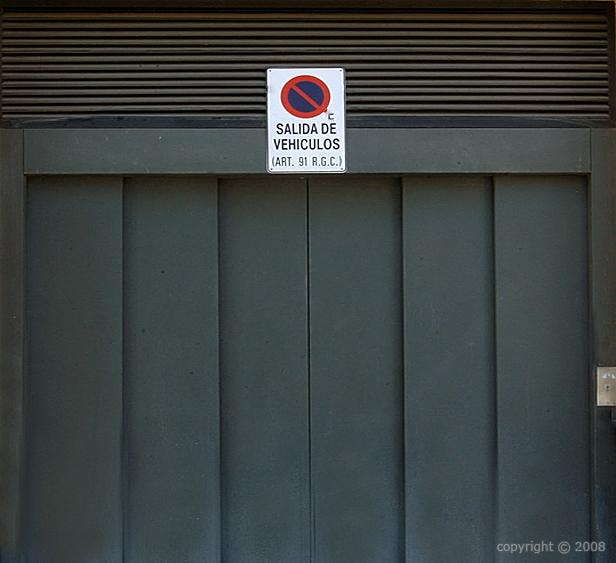 Porte paliere E120