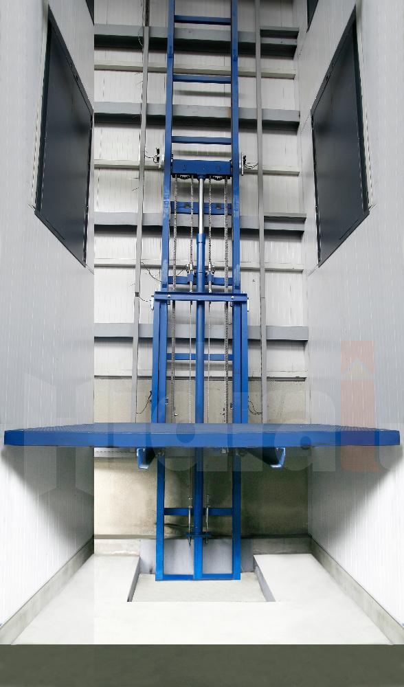 Monte-charges de 750 à 2000kg