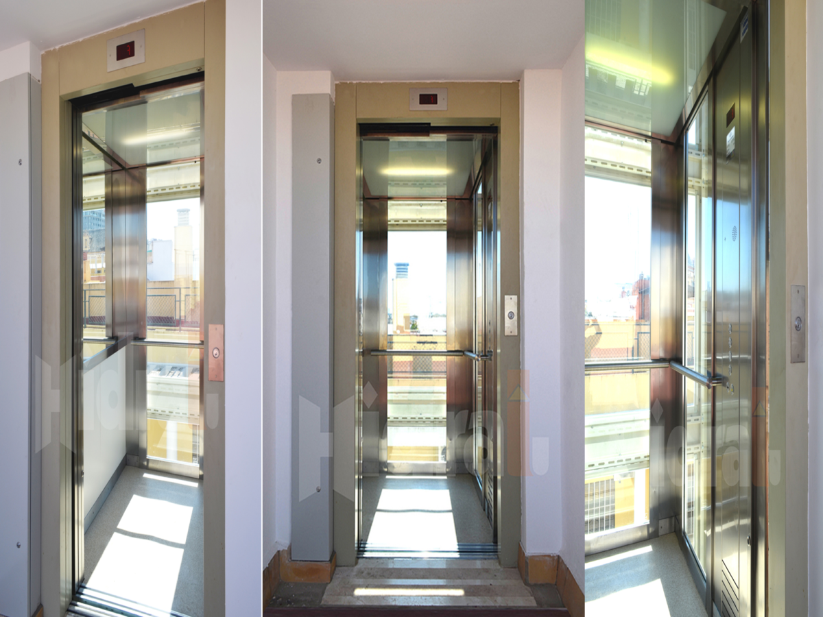 uhe notre ascenseur lectrique hidral fabricant de. Black Bedroom Furniture Sets. Home Design Ideas