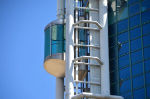 ascenseur immeuble